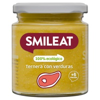 Organic Veal with Vegetables Jar