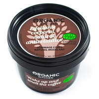 """Exfoliante corporal natural anticelulítico """"Wake up and smell the coffee"""""""