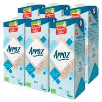 Pack 6x Rice Drink Bio