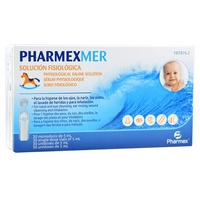 Pharmexmer suero fisiológico monodosis