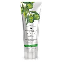 Acondicionador nutritivo para el cabello con aceite de oliva y macadamia