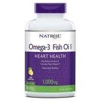 Omega 3 Óleo de peixe, 1000mg