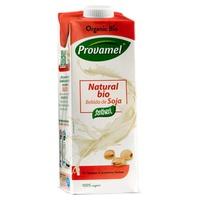 Bebida de soja natural Bio sin azúcar