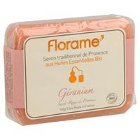 Tradycyjne prowansalskie mydło geranium