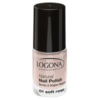 Natural nail polish n ° 01 soft pink