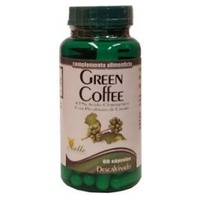 Green Coffee (Café Verde Descafeinado) 60 cápsulas de El Valle