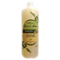 Gel douche Orange verte, à l'huile d'olive BIO