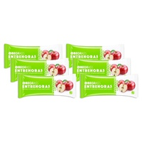 Pack Obegrass Barrita Entre Horas (Yogurt Manzana)