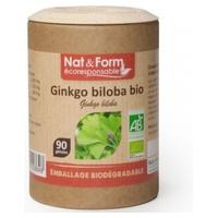 Ginkgo Biloba Organic