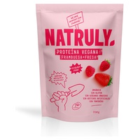 Organic Strawberry Vegan Protein