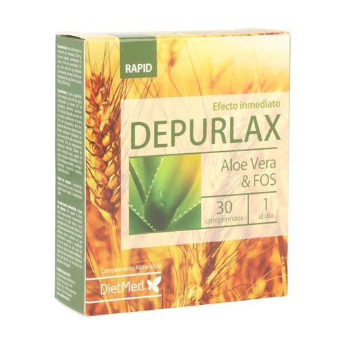 Depurlax Rápido 30 comprimidos de Dietmed