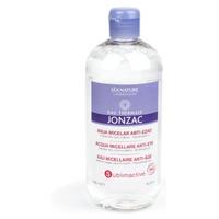Agua micelar antiedad