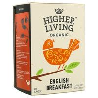 Organiczna angielska herbata śniadaniowa