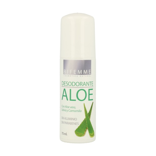 Desodorante Roll-On Aloe Vera