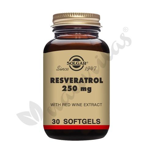 Resveratrol con Extracto Vino Tinto
