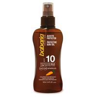 Babaria SPF 10 Protective Sun Oil With Carrot Oil
