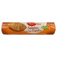Galletas Soletes de espelta Bio