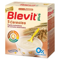 Blevit Plus 5 Cereais