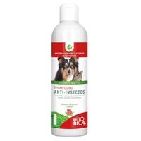 Organic anti-insect shampoo
