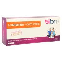 L-Carnitina + Café Verde (Antes Reductor Duo)