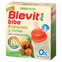 Blevit Plus Bibe 8 Cereales y Frutas