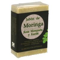 Jabón Moringa, Rosa Mosqueta y Karité