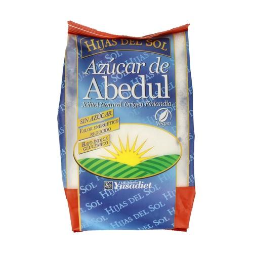 Azúcar de Abedul Hijas del Sol 500 gr de Hijas Del Sol