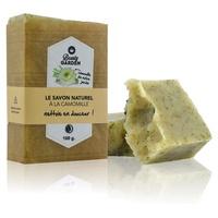 Jabón natural de manzanilla