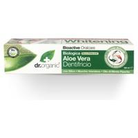 Organic Aloe Vera - pasta do zębów w małych rozmiarach