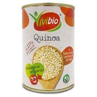 Quinoa in cans