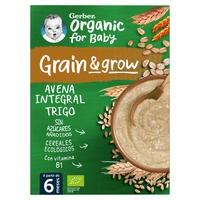 Organic Whole Oat Porridge 6m +