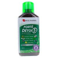 FortéDetox 5 Organe
