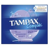 Tampax Compak Lites 22U
