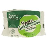 Bio Shampoo Blume für fettiges Haar