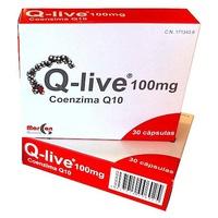 Coenzyme Q-Live Q10