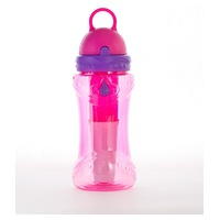 Botella Bbo Filtra y Enfría (Color Rosa)