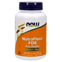 100% Nutra FloraTM FOS (Fructooligosaccharide)