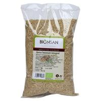 Organiczny brązowy ryż Basmati