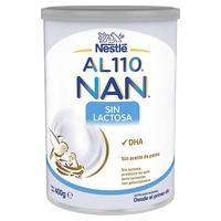 At 110 nan lactose free