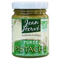 Puré de pistachos