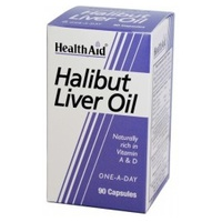 Aceite de Hígado de Halibut