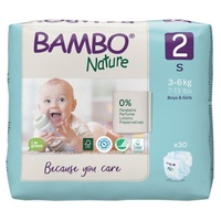 T2 diapers (3-6 Kg) ECO