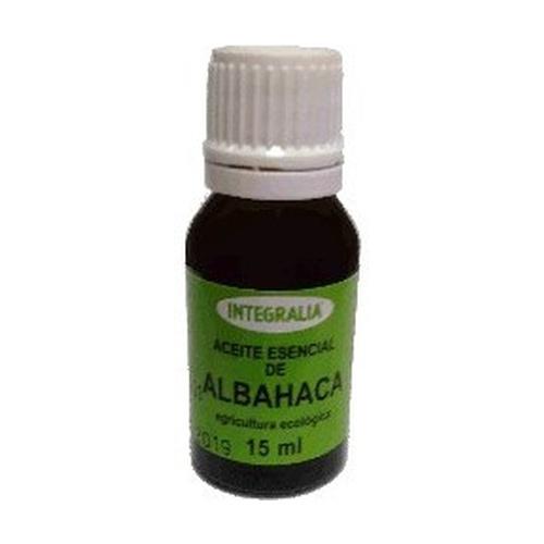 Aceite Esencial de Albahaca Eco