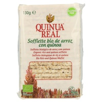 Tortitas Soffiette de Arroz con Quinoa 130 gr de Quinua Real