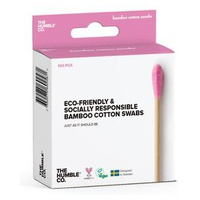 Humble Natural Cotton Swab - Purple