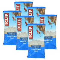 Oatmeal and Chocolate Chips Energy Bar Pack