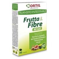 FRUTTA E FIBRA SENZA GAS 30COMPRESS