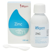 Éléments traces en zinc (Z)