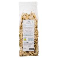 Triángulos Bio con maíz, guisantes y Spirulina