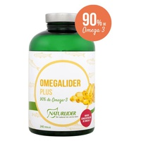 Omegalider Plus 90% Omega-3